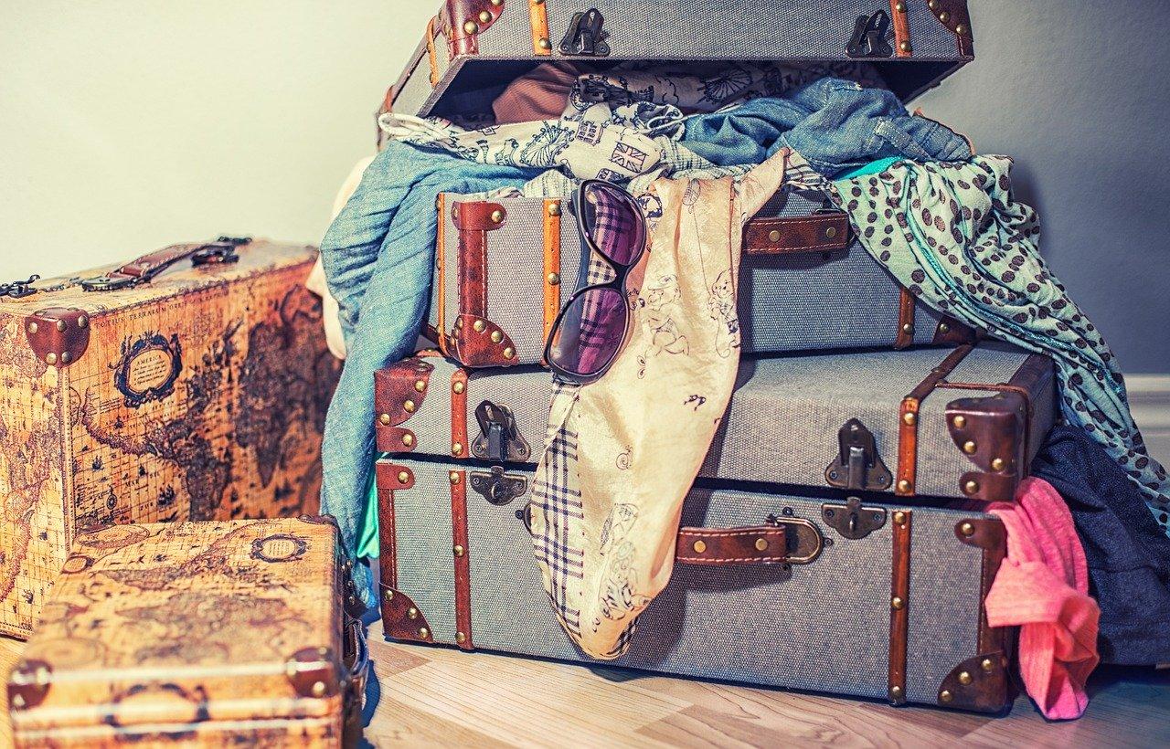 bagage vêtement