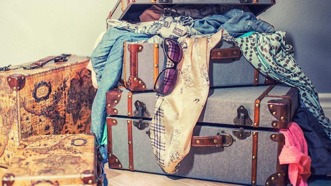 L'astuce pour bien gérer l'espace dans les sacs de voyage